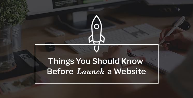 5 Best Things For A Web Designer Before Launching A Site