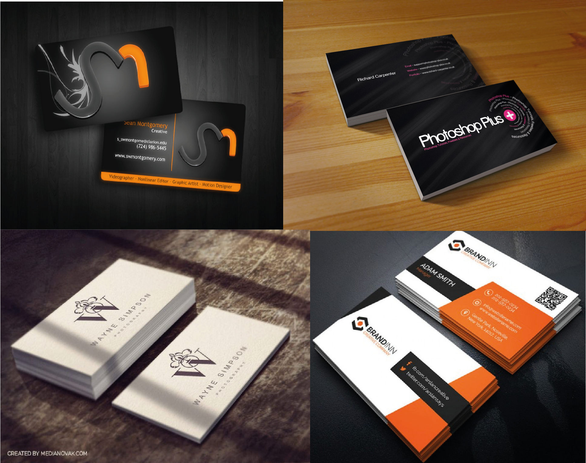 Design business cards + letterhead with unlimited revision