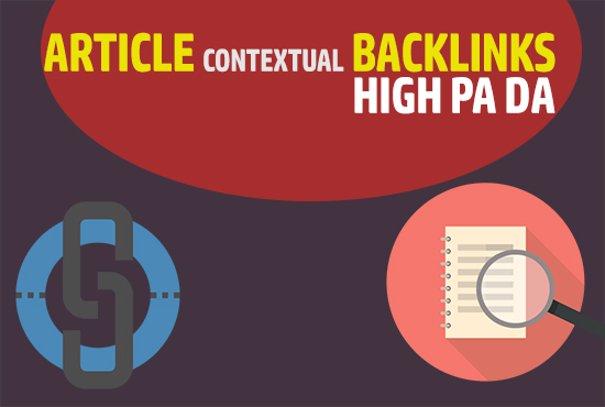 I Make 100 Article Submission High Pr Manual Seo Backlinks