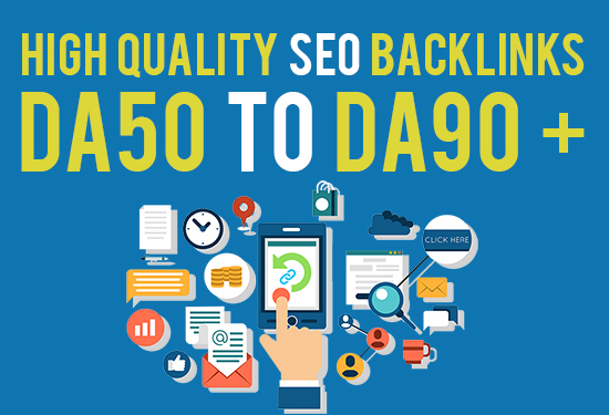 I Make 15 Article Submission High DA90 Manual Seo Backlinks