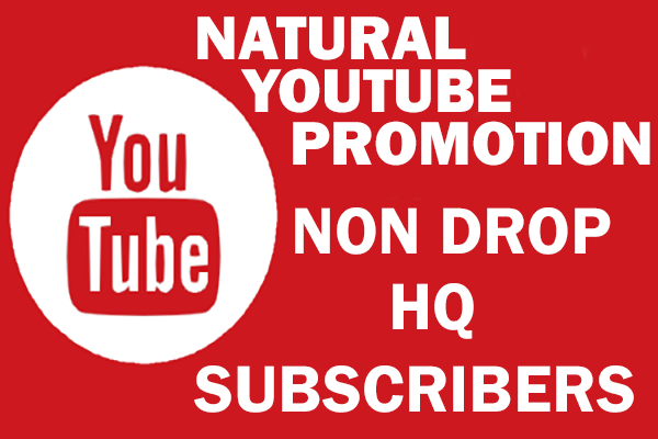 Natural Youtube Promotion - SUB