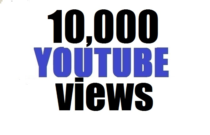 Limited offer 10000 YouTube views non drop lifetime gurenteed 24-24  hours in complete