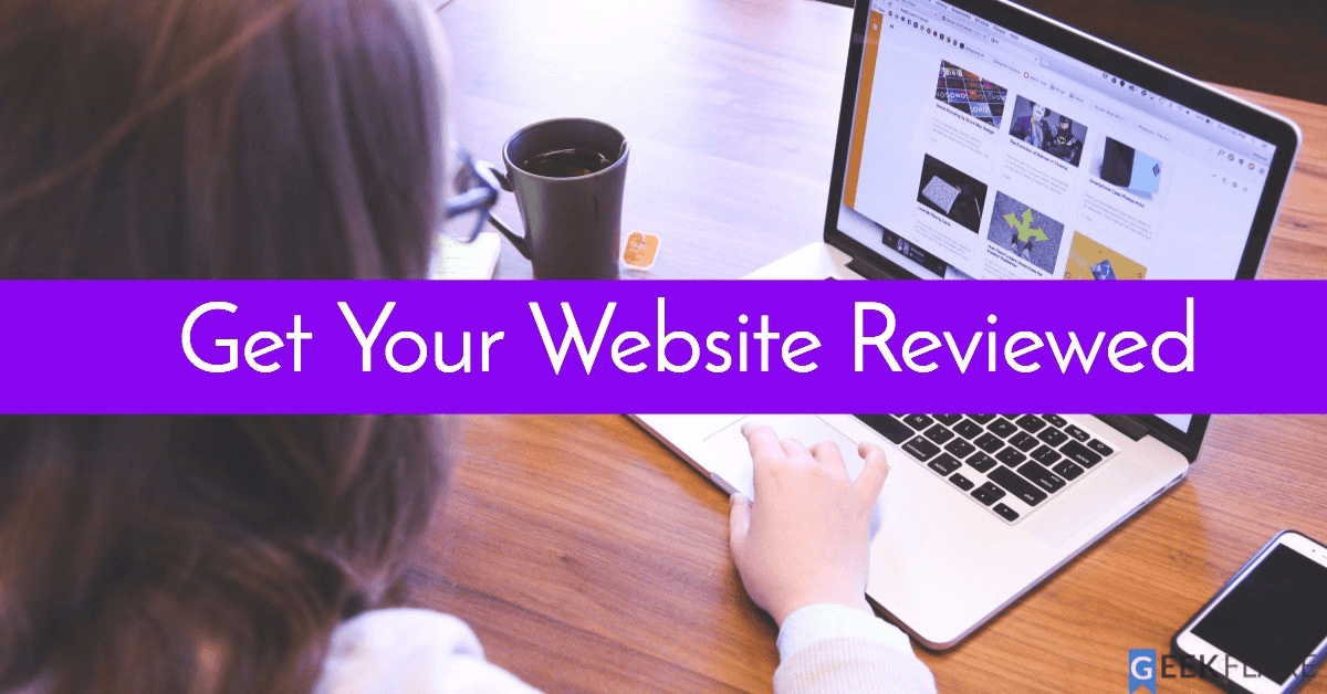 Review of your Website. Know all the Errors that you website has