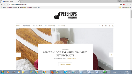 Posts On Specialized Pets Blog