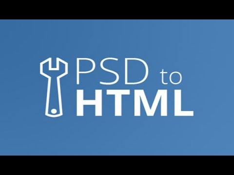 Convert Psd To Html Responsive Template