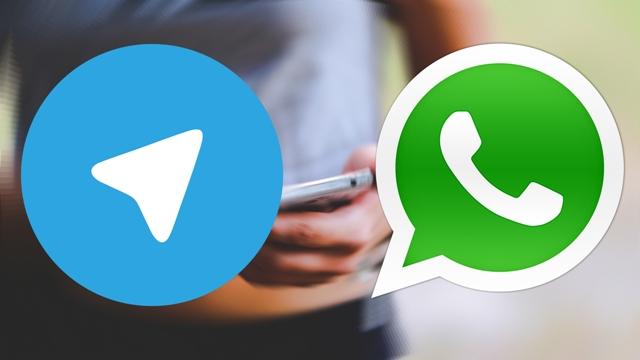 Whatsapp to telegram bridge