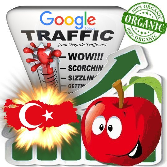 Turkish Search Traffic from Google.com.tr