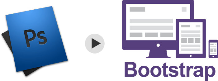 Convert Html Or Psd To Bootstrap