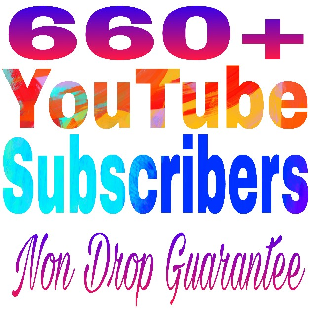 Guaranteed NON-DROP 700+ SUBSCRIBER Refill Very Fast 3-9hours delivery
