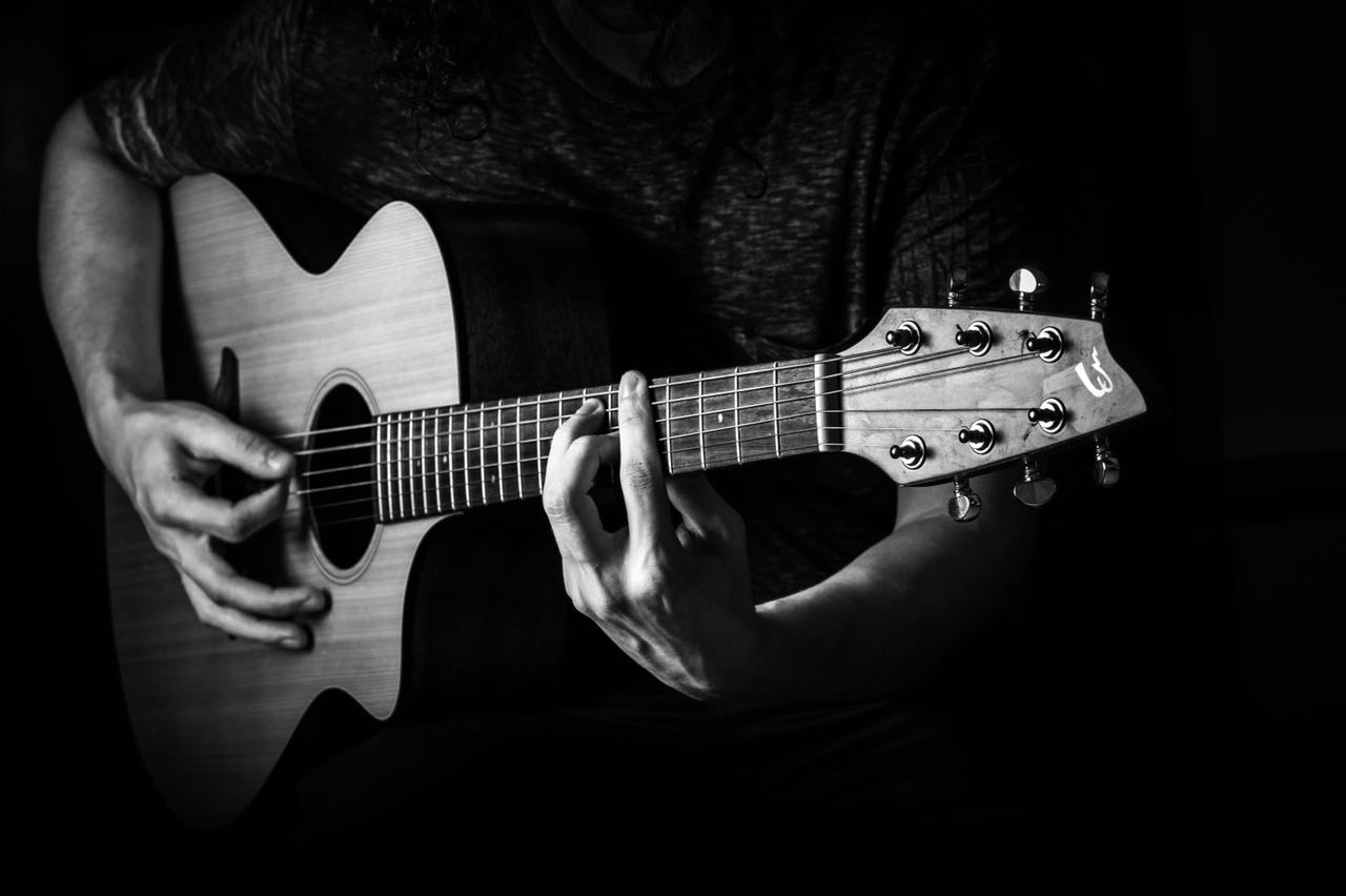 Writing Guitar Parts For Your Songs Acoustic/Electric/Rhythm/Lead