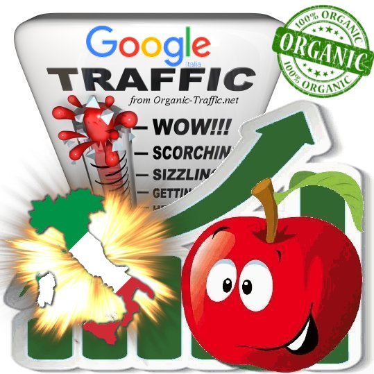 Italian Search Traffic from Google.it
