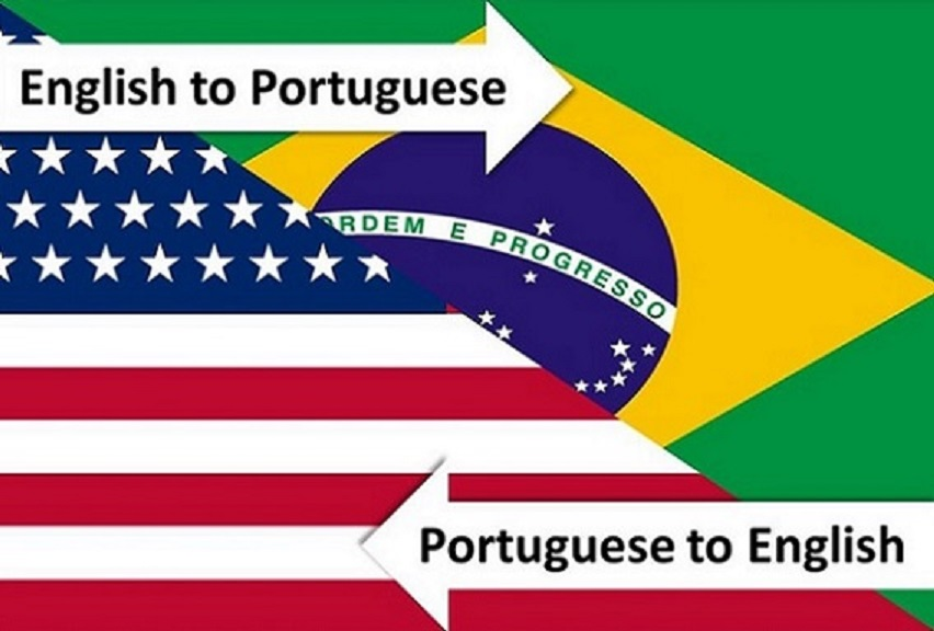 Express translations from english to brazilian portuguese