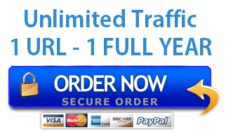 Unlimited Traffic - 1 Year - 1 DAY SALE