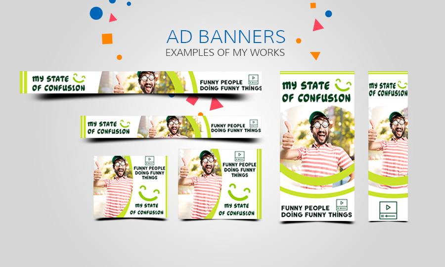 Design Creative Web Banner Ads