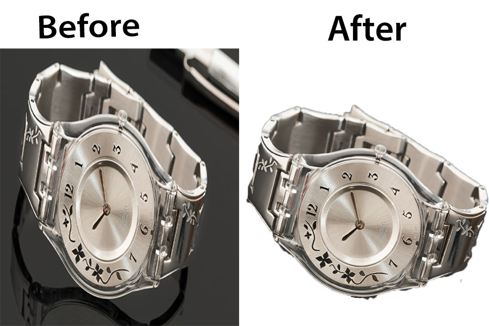 do adobe photoshop editing, retouching, background removal