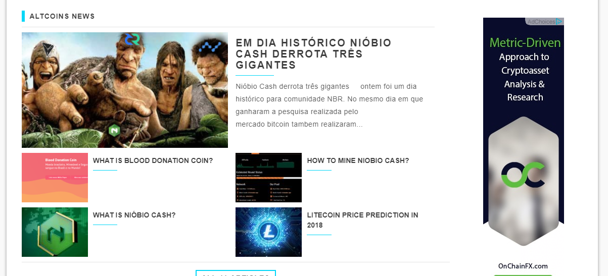 Design Adsense Niche Website