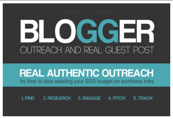 [ Real Blog Outreach ] Not PBN Not Forum Quality Niche Guest Post Placement