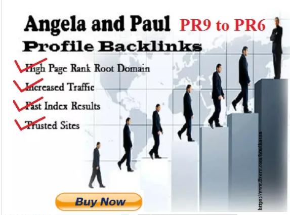 Manually Create 60 Pr9 To Pr6 Dofollow Angela Paul Seo Backlinks