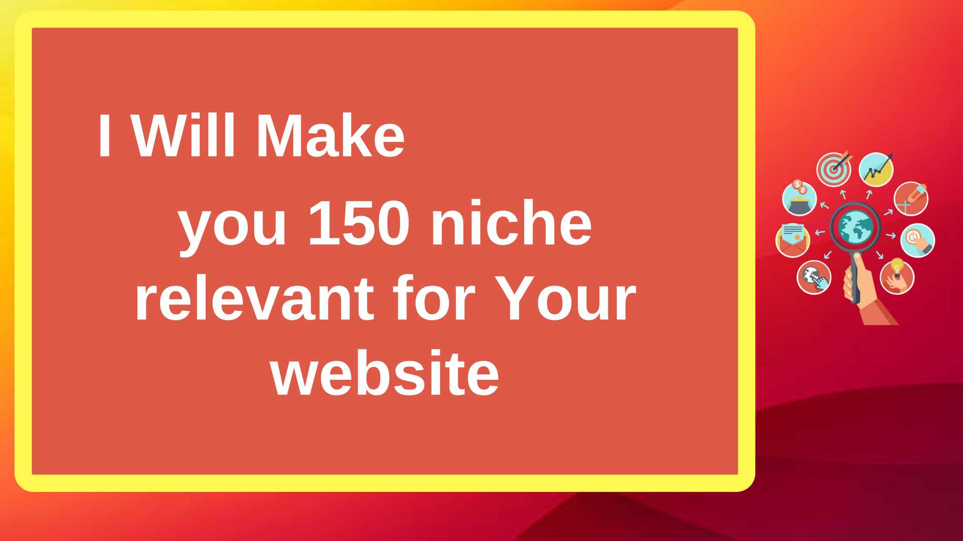 Make 150 niche relevant blog comments