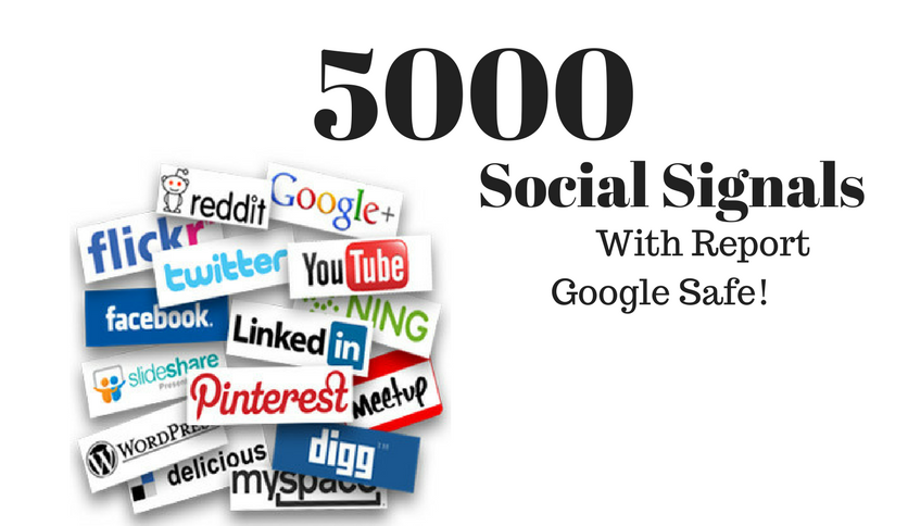 PR9-PR10 5000 SEO Social Signals Traffic