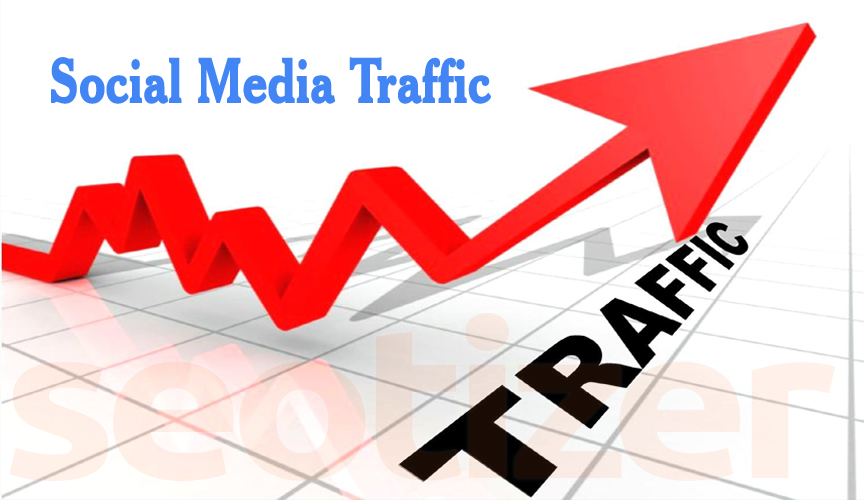 Unlimited SOCIAL MEDIA Targeted Traffic on Website for 30 Days