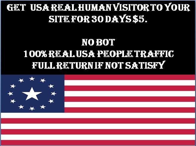 Drive Unlimited USA Real Traffic For 30 Days