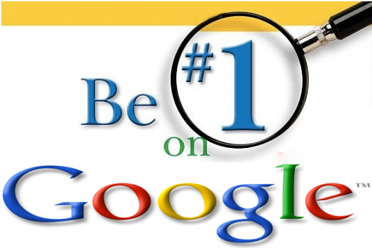 rank you website in google by keyword