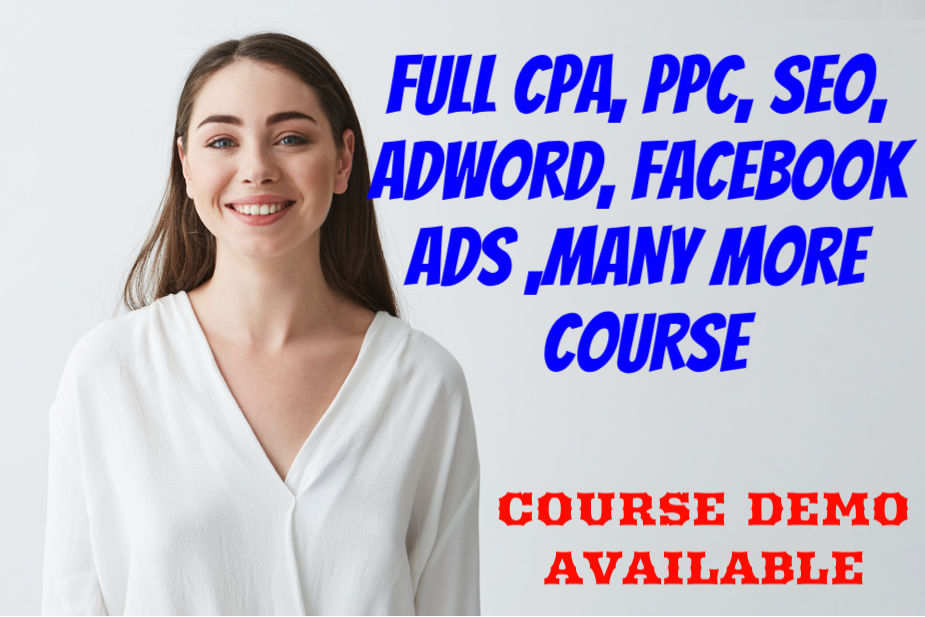AUTOPILOT CPA COURSE- GET HUGE PROFIT BY CPA MARKETING-A TO Z