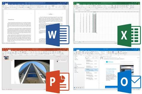 Data Entry Ms office ,word,excel and powerpoint expert