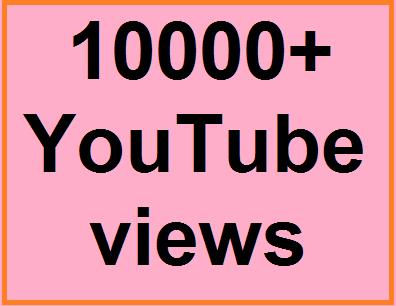 10000-12000 High Retention vie'ws non drop refill guaranteed instant start
