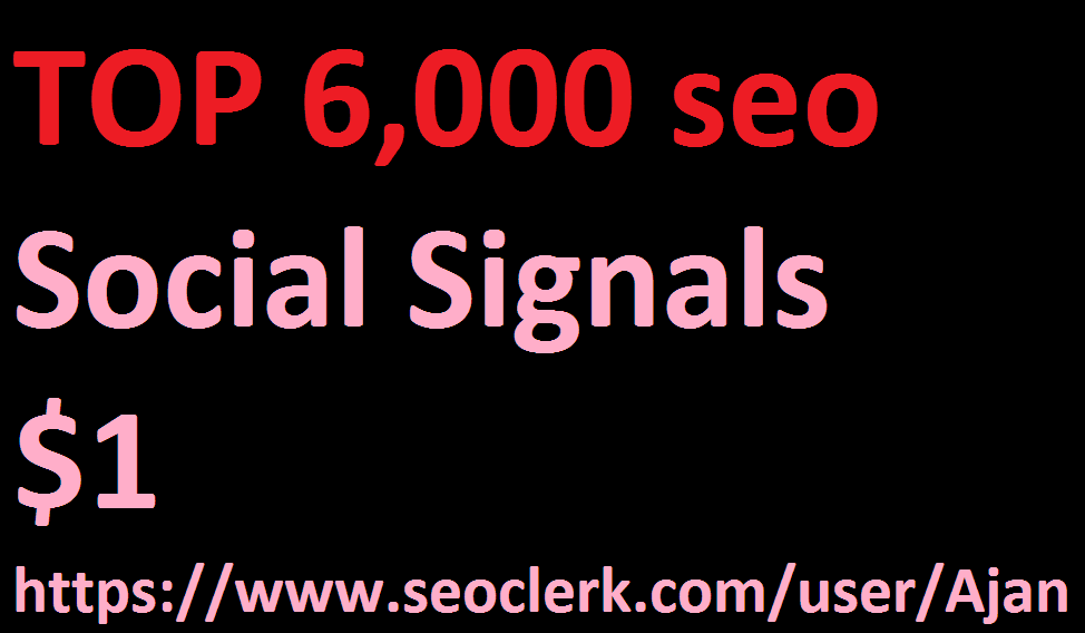 TOP 6,000 pinterest Social Signals to Improve SEO and Boost Ranking.