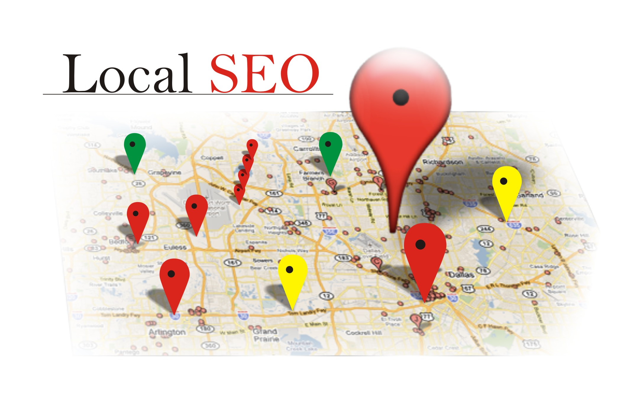 135 Google Map Citations For Local SEO