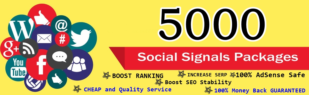 Unbeatable SOCIAL SIGNALS 5000 USA Based FAST Rank BOOSTER Signal Seo Backlinks - Create 5000+ AUTHORITY Whitehat Social Signal SEO -Bonus Backlinks -Limited Time Offer ORDER NOW
