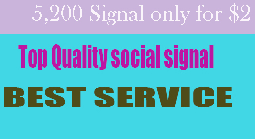 2,000 ORGANIC PR9, PR10 SOCIAL SIGNALS FROM THE BEST SOCIAL MEDIA. WE SPECIALIZED IN HIGH PAGE RANK