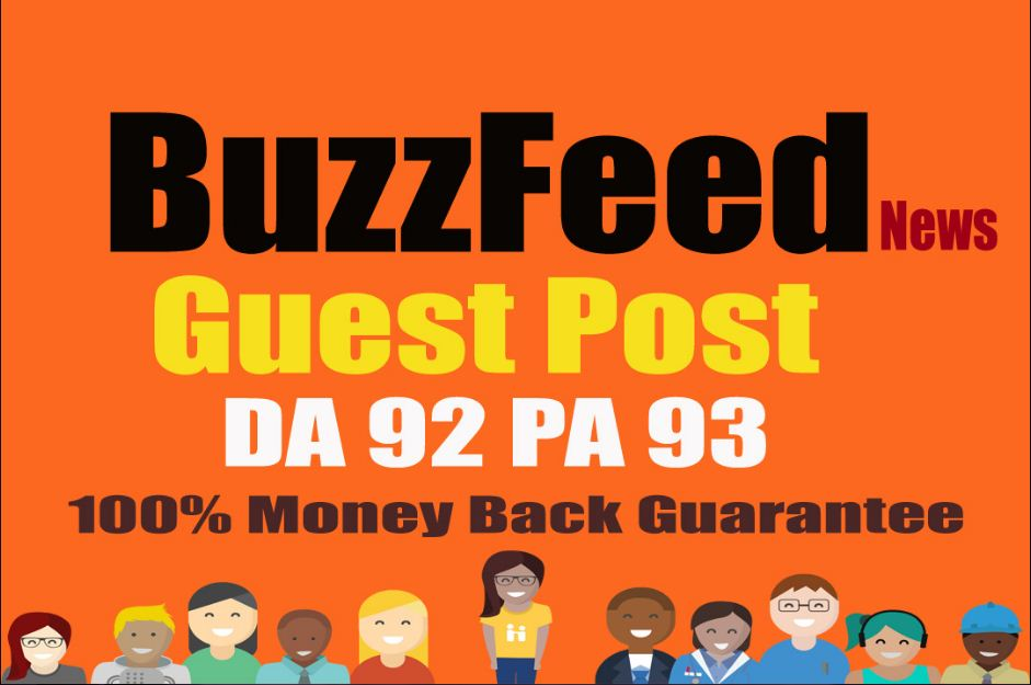 Publish Your Artical In Buzzfeed.com Guest Post