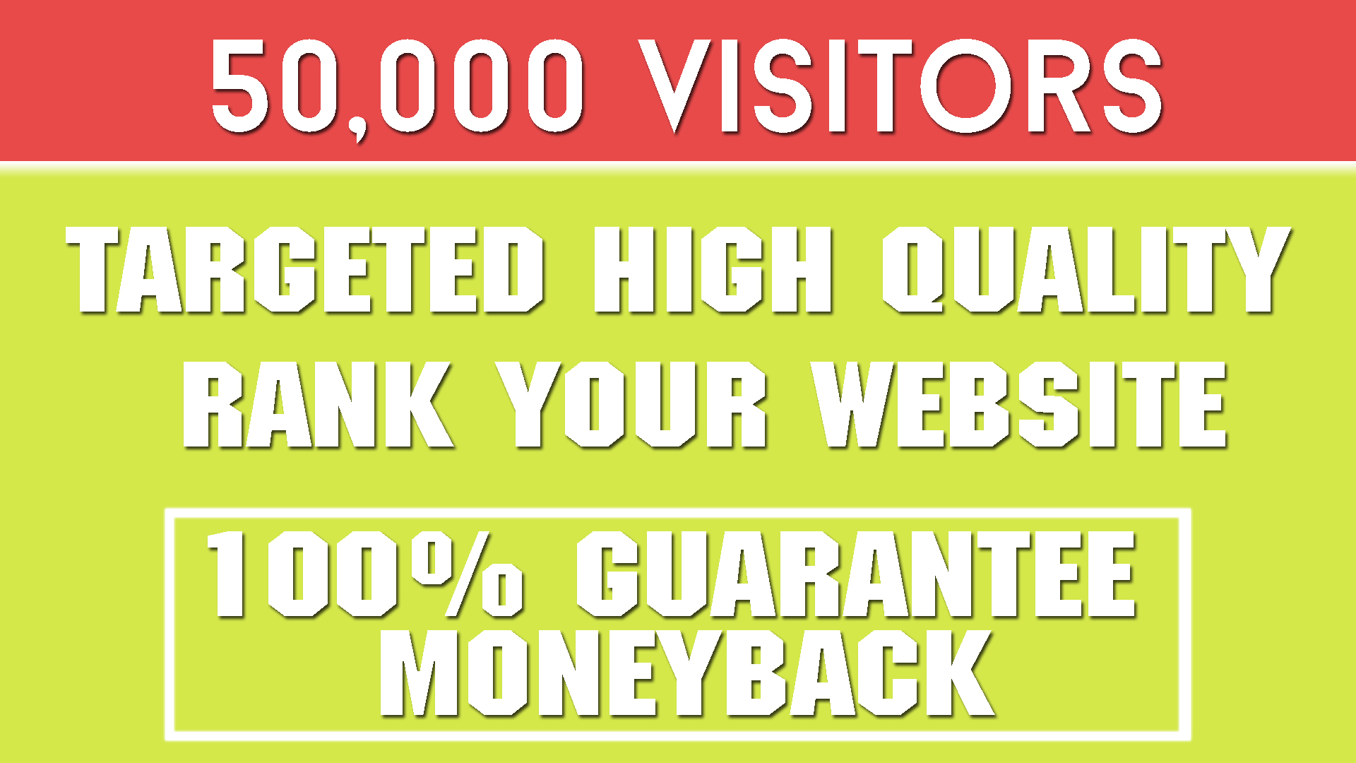 Drive Targeted 1,800,000 Visitors To Your Website In ...