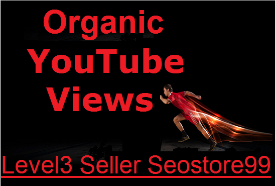 Organic YouTube Video Promotion Within 2-4 Hours