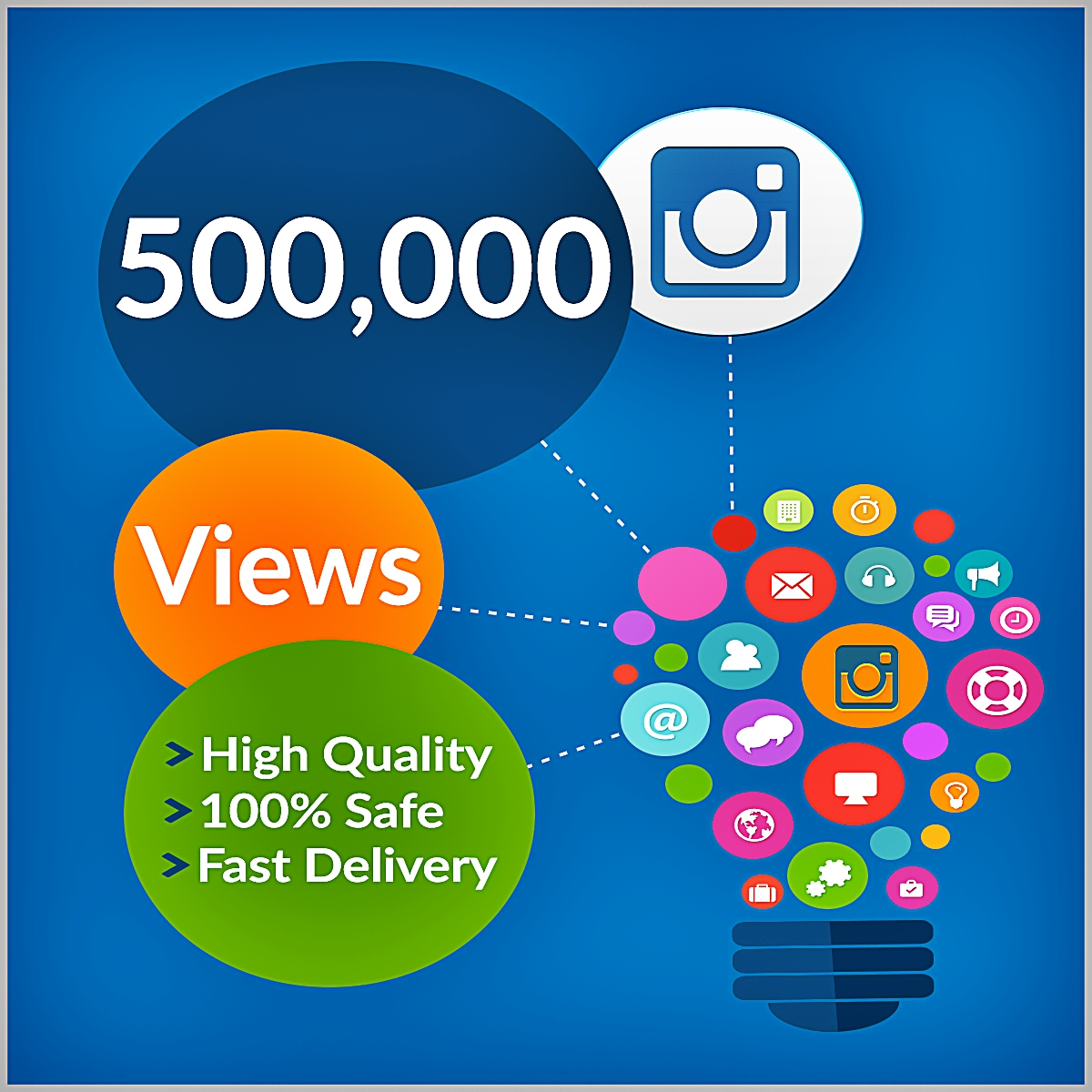 add 5000 views to your video