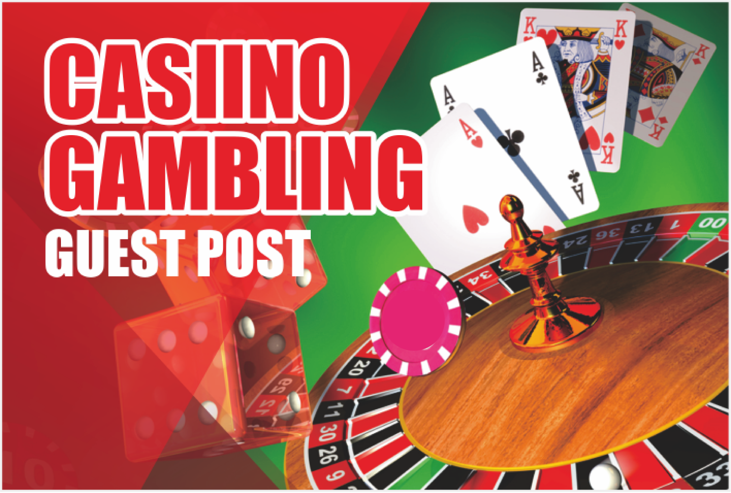 Casino Guest Post for Gambling Poker Sports Betting Online Casino sites