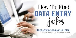 We are expert in Data Entry service.