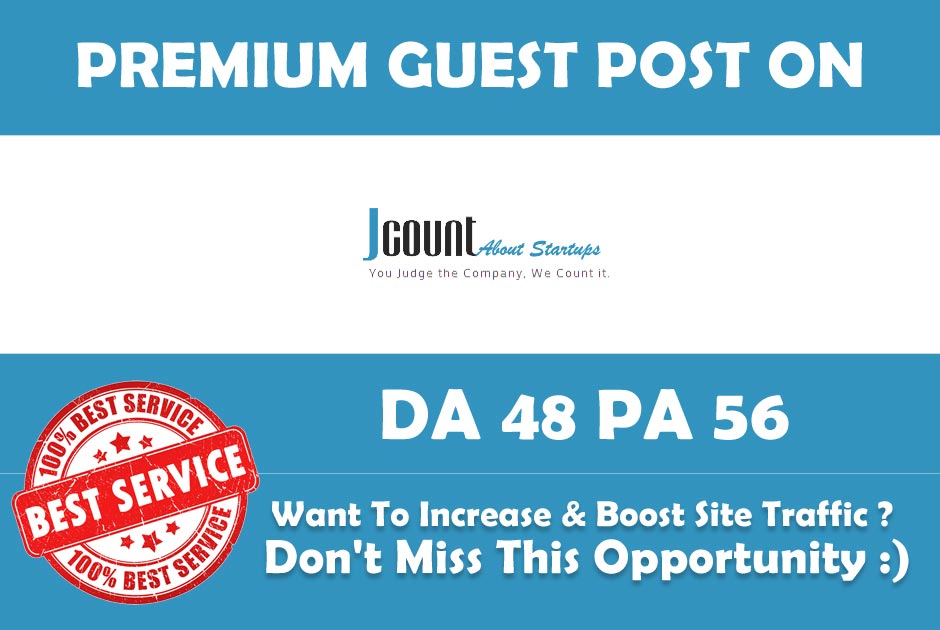 Publish Guest Post on Jcount. com - Jcount - Premium ...