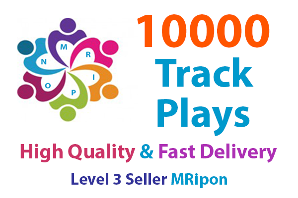Add Instant 10000 High Quality Music Track Promotion