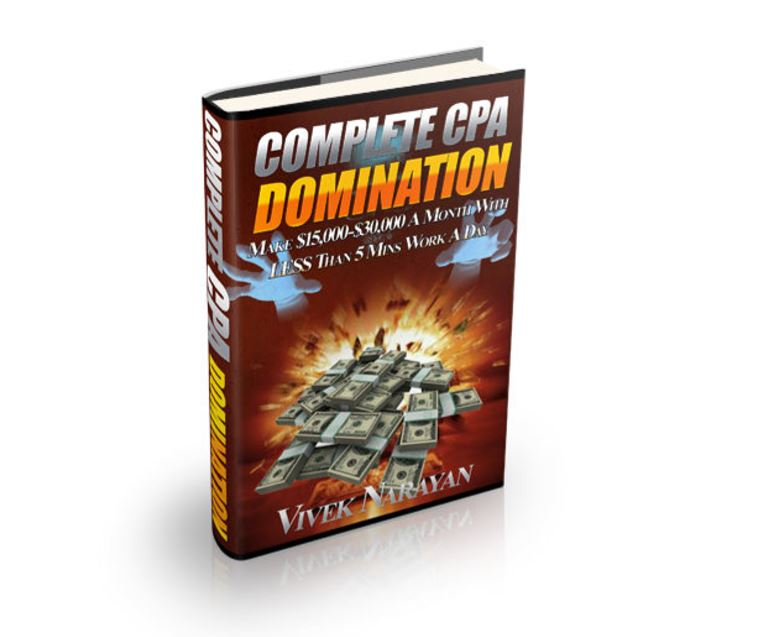 Instant Download Complete CPA Domination,  1K a day Teaching