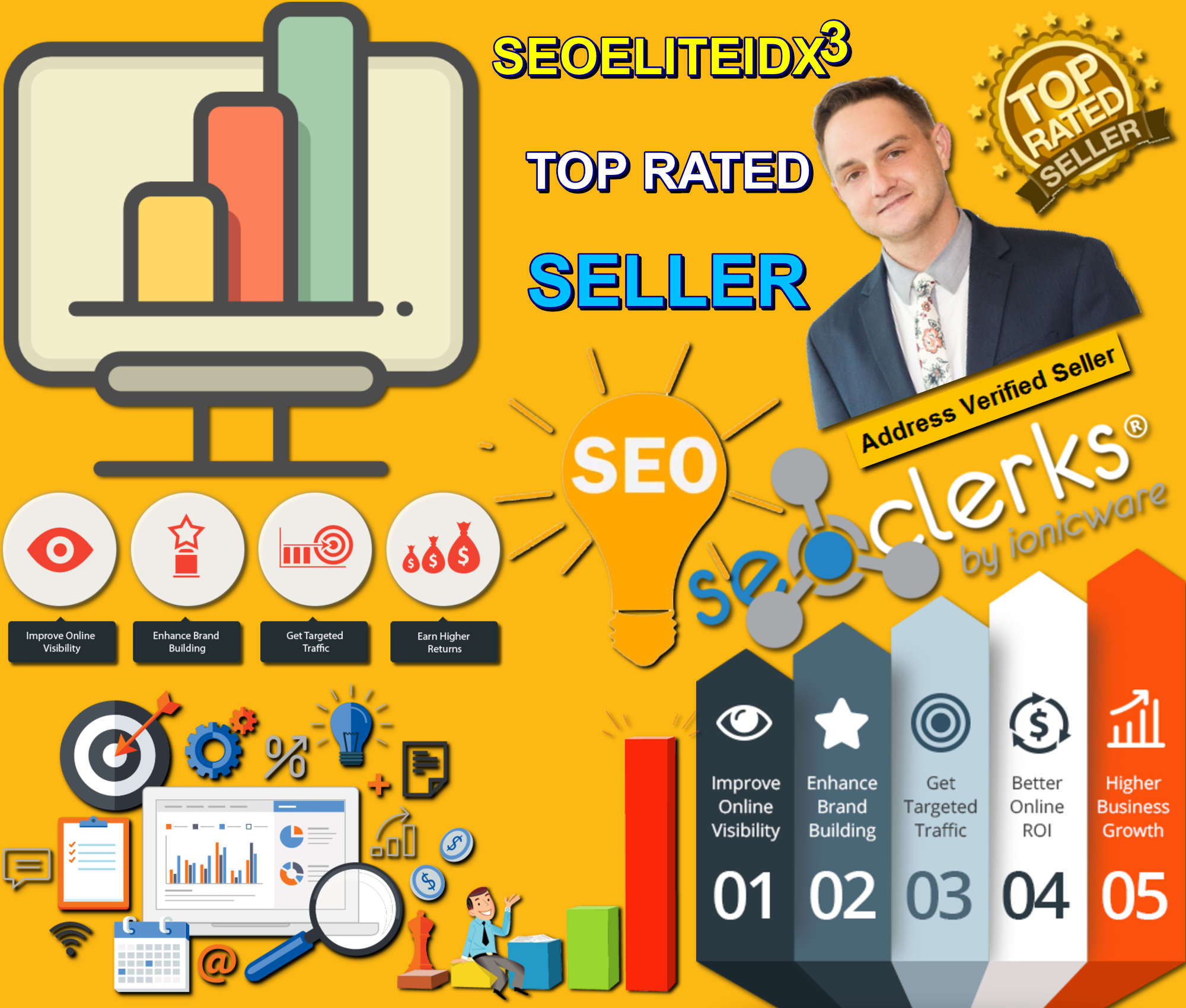 Get Powerful 5 Million Real Unique Clicks Social Shares Worldwide USA Social Media Affiliate Marketing SEO Business Promotion Website Traffic Will Shoot Your WebSite Into TOP Boost Help To Rankings