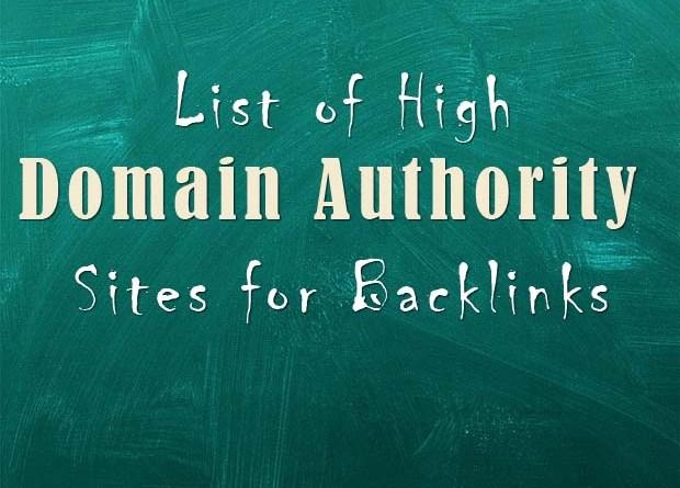 10+ High Quality PR9 Profile Backlinks