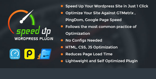 Speed Up WordPress Website Loading Speed