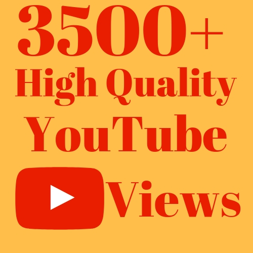 Promote You-Tube Video To Real Audience for 3000 Views & engement