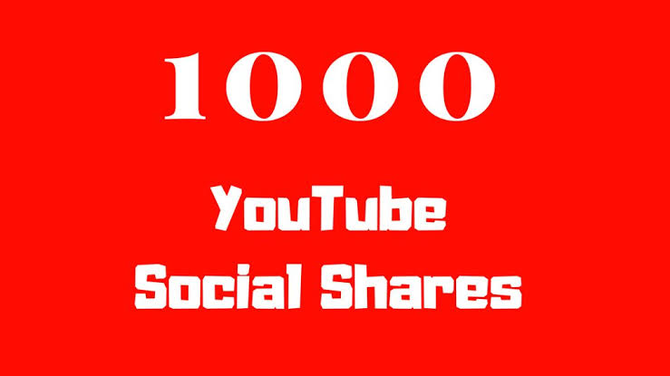 300 YouTube Shares huge Promotion and marketing