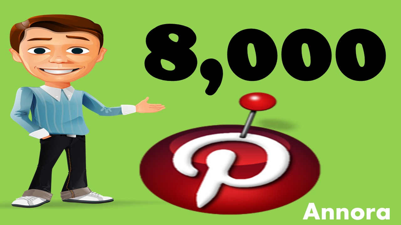 SUPER OFFER 8,000 Pinterest LifeTime USA social Signals benefit To boost Sites SEO Traffic & Shares Bookmarking Backlink Most important Google Ranking influence