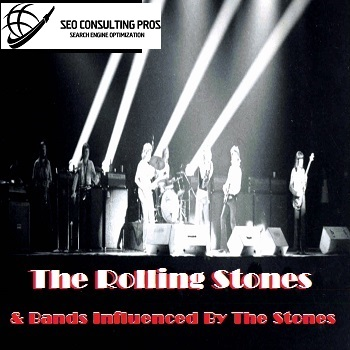 The Rolling Stones Bands Influenced By The Rolling Stones SEO & Playlist Top Ranked Service 30 Days
